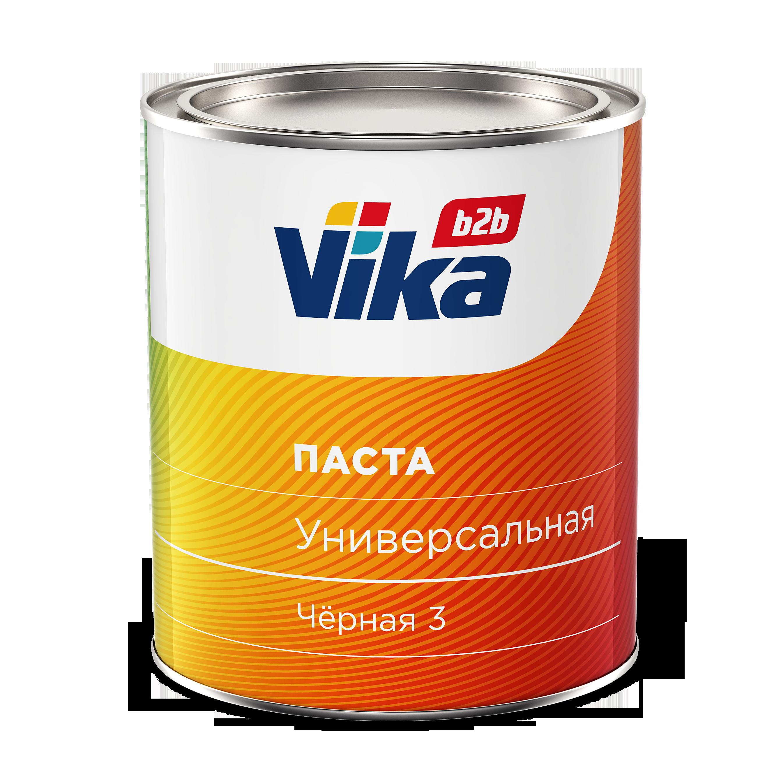 Пасты VIKA В2В универсальные