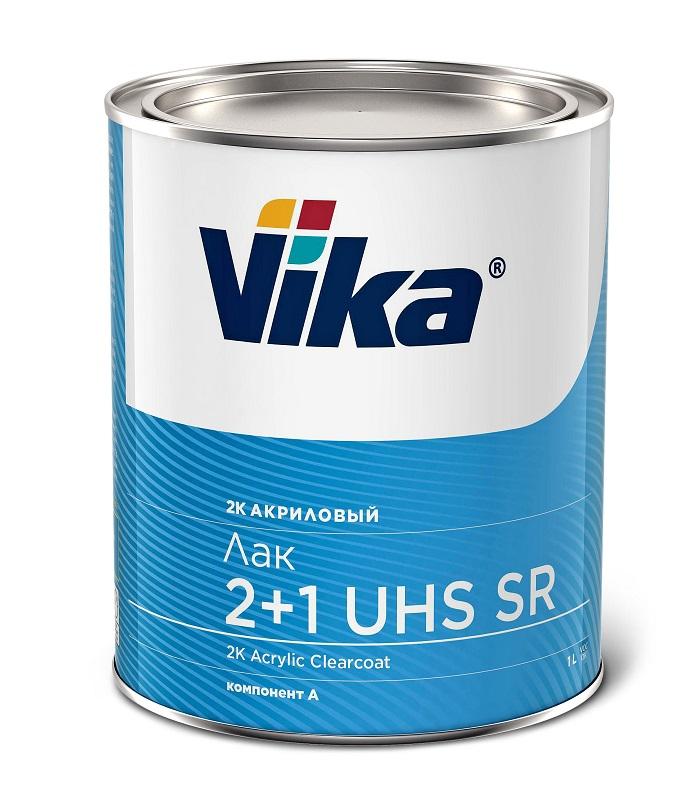 2К АКРИЛОВЫЙ ЛАК VIKA «2+1 UHS SR»