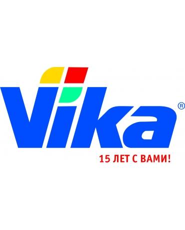 Логотипы Vika - 15 лет