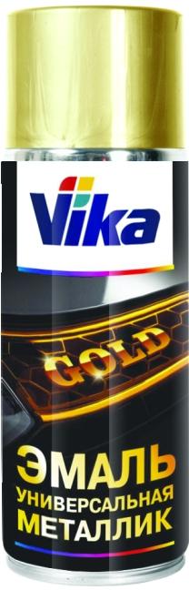 Аэрозоль Металлик Gold