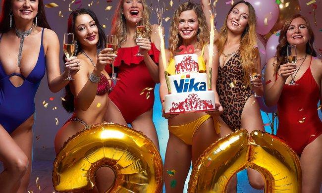 Встречайте календарь VIKA-2021!