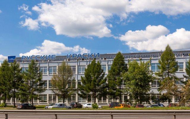«Русские краски» - снова в числе ведущих мировых производителей ЛКМ