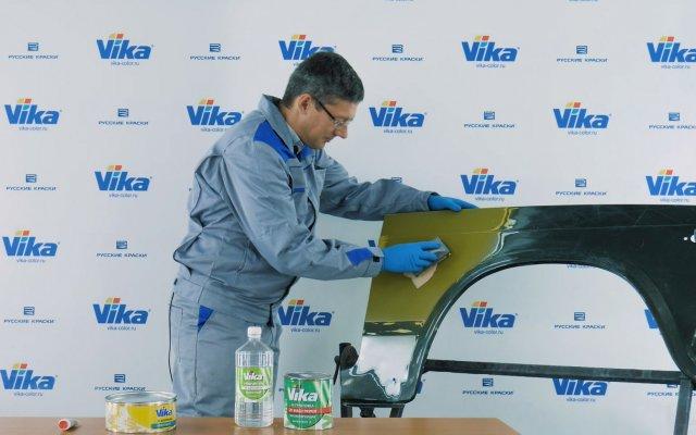 Видео: что будет, если нанести шпатлевку на кислотный грунт?